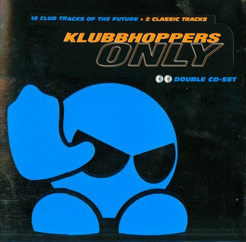(House.) VA-Klubbheads - Klubbhoppers Only - 1998, FLAC (image+.cue), lossless