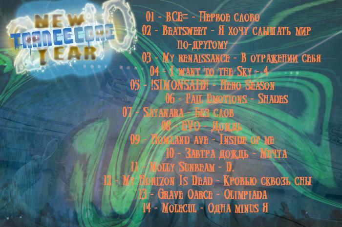 New Trancecore Year! (2010)