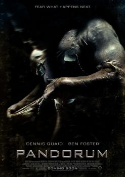 Пандорум / Pandorum (2009/DVDRip/700MB)