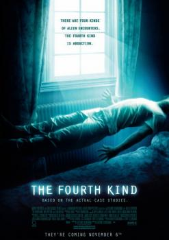��������� ��� / The Fourth Kind (2009) CAMRip