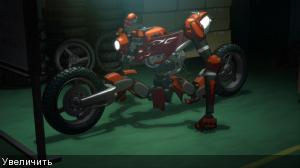 RideBack / Райдбэк, TV, 12 эп.
