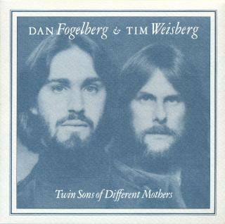 (Soft Rock/Folk Rock | Smooth Jazz) Dan Fogelberg & Tim Weisberg - Twin Sons Of Different Mothers - 1978, MP3 (tracks), 320 kbps