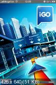 iGo My Way 2009 для iPhone Russia Edition v1.1 + Карта Украины