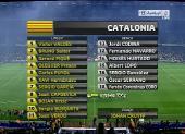 Товарищеский Матч | Сборная Каталонии - Cборная Аргентины | JSC Sport [2009 г., Футбол, SATRip]