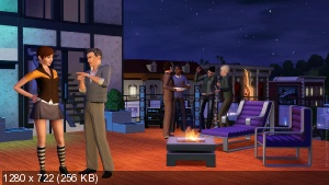 The Sims 3: High End Loft Stuff (2010/RUS/ENG/MULTI)